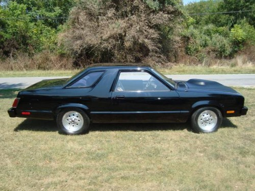 1979 Ford Fairmont Futura 2DR Coupe For Sale in Buchanan, VA