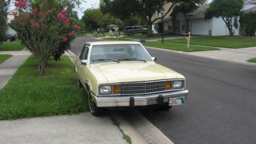 1980 Ford Fairmont 4 Door Sedan For Sale In Orlando Fl