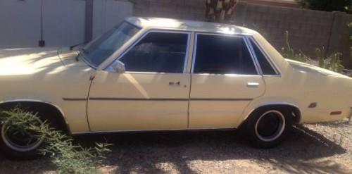 1981 Yuma AZ