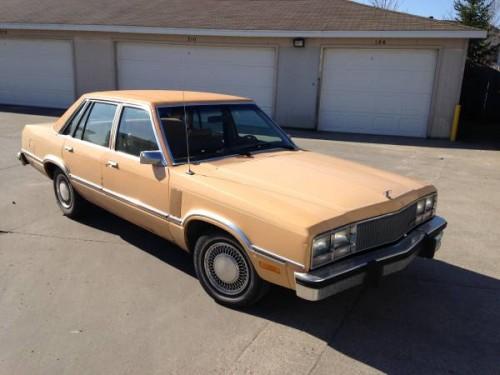 1978 Mercury Zephyr 4 Door Sedan For Sale in West Fargo, ND