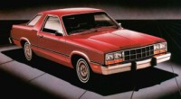 1982 Ford Fairmont Futura