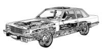 Ford Fairmont Parts
