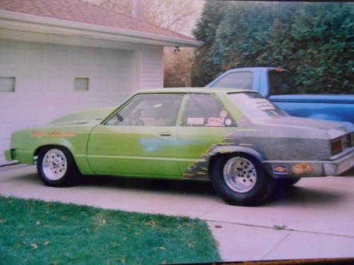 1981 Romulus MI