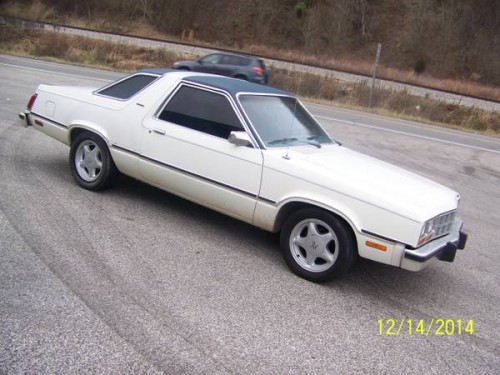 1981 Ford Farimont 2DR Coupe For Sale in Huntington, WV