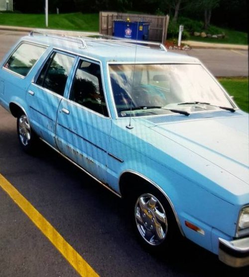 1979 Ford Farimont Wagon For Sale In Tecumseh, MI