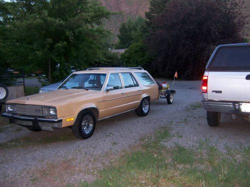 1978 Ford Farimont Wagon For Sale In Seattle Wa
